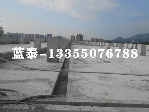 福州地铁1号线新店车辆基地运用库顶板:现浇泡沫混凝土