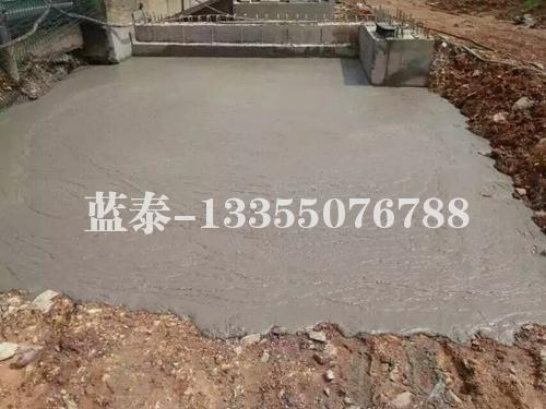 贵州气泡混合轻质土施工现场