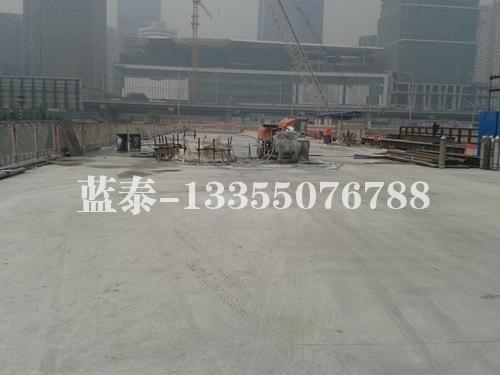 贵州气泡混合轻质土工程