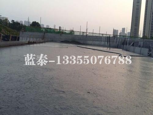 即墨墨水河景观桥:轻质土回填(设计强度3.5Mpa)