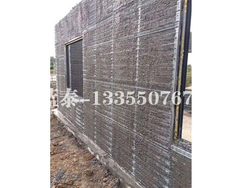 重钢结构-现浇墙体施工